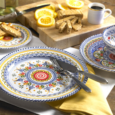 Puente Ceramics - Four Piece Place Setting