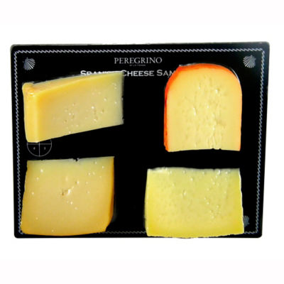 Spanish Cheese Tasting Sampler by Peregrino - 14 Ounces