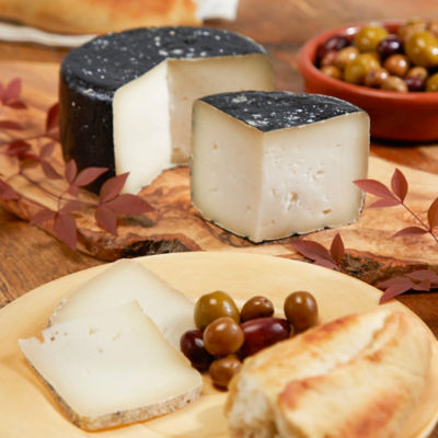 Garrotxa Goat's Milk Cheese - 1.1 Pounds