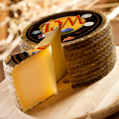 DM Aged Sheep's Milk Cheese - 8.8 Ounces