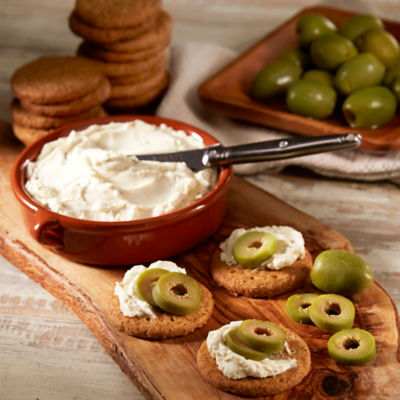 2 Packages of Galician Cream Cheese with Olives