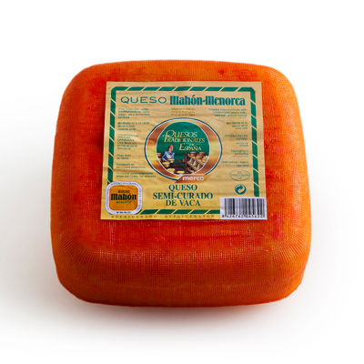 Mahon Cow's Milk Cheese, D.O. - 1.7 Pounds