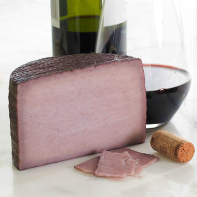 Red Wine Infused Cheese - 1.1 Pounds