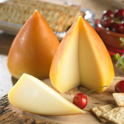 San Simón Smoked Cow's Milk Cheese - 1.1 Pounds