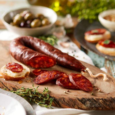 2 Packages of Mild Palacios Chorizo from Spain