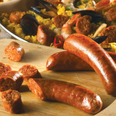 Artisan Cooking Chorizo Sausage by Peregrino (5 Pounds)