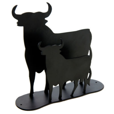Osborne Bull Napkin Holder