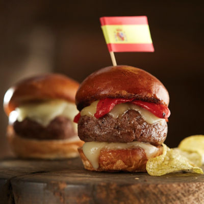 Texas Iberico® Pork Sliders - 6 Mini-Burger Patties
