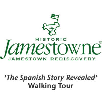 Reservation for 'Jamestown - The Spanish Story Revealed'