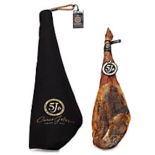 5J Bone-In Jamón Ibérico de Bellota - 14 Pounds -  FREE SHIPPING!