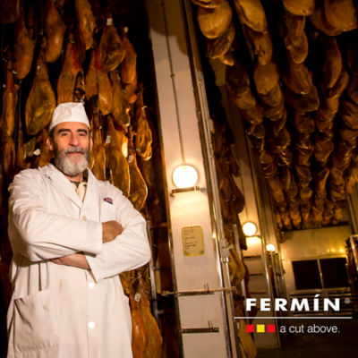 Bone-In Jamón Ibérico Ham by Fermín - FREE SHIPPING!