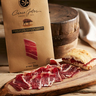 5J Sliced Ibérico de Bellota Shoulder