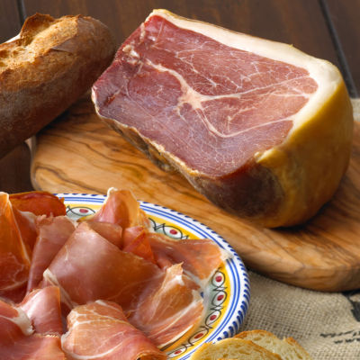 Serrano Ham Boneless Center Piece by Peregrino (1.5 Pounds)