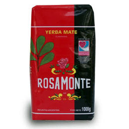 Rosamonte Yerba Mate Traditional from Argentina
