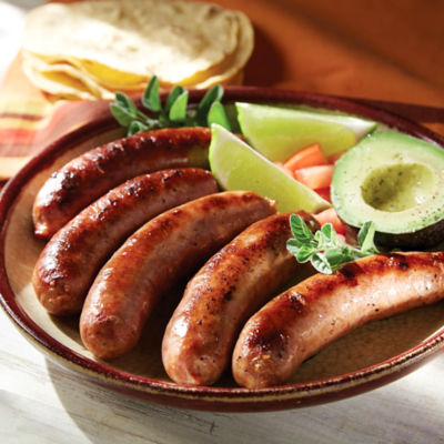 Spicy Mexican Chorizo Cooking Sausage
