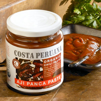 Organic Aji Panca Pepper Paste