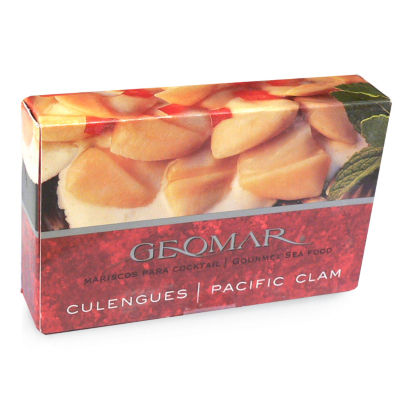 2 Tins of Culengues - Pacific Clams from Chile