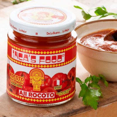 2 Jars of Rocoto Molido Sauce by Inca's Food