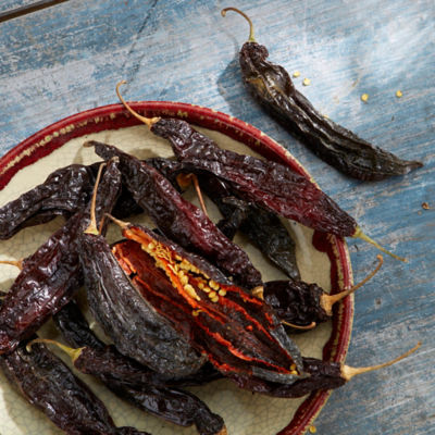 5 Packages of Aji Panca Dried Peppers