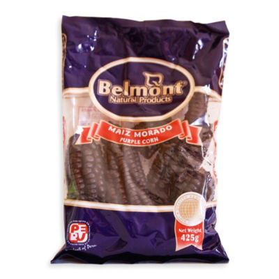 3 Packages of Whole Purple Corn by Belmont