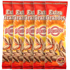 5 Packages of Extra Grande Pipas