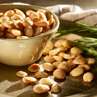 Marcona Almonds with Fresh Rosemary