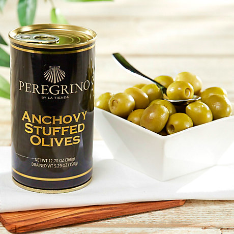 2 Tins of Anchovy Stuffed O
