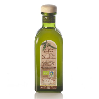 Can Solivera Wild Extra Virgin Olive Oil