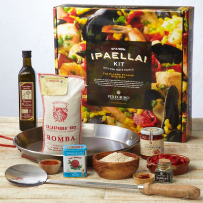 Family Paella Kit by Peregrino - Packed in Gift Box