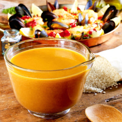 3 Packages of Caldo Para Paella - Seafood Stock for Paella