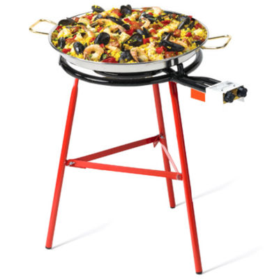 Extra Large Paella Burner - For Pans Up to 36 Inches