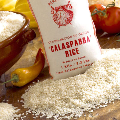 Calasparra Paella Rice by Peregrino