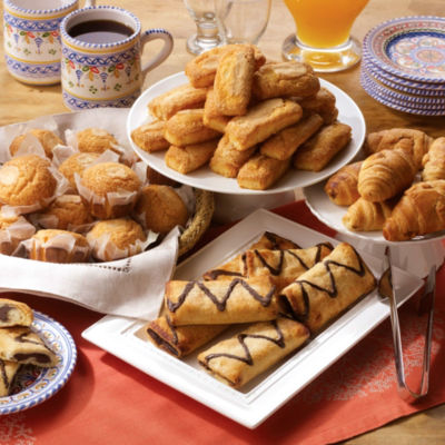 Spanish Pastries Sampler