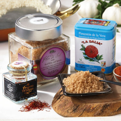 All Spices & Sea Salts