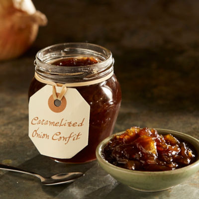 Sweet Onion Confit by La Cuna