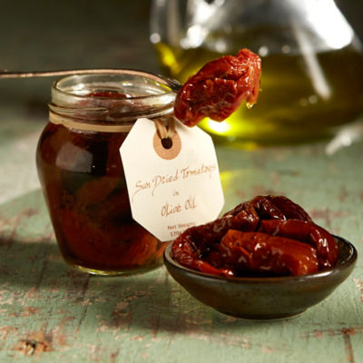 Sun Dried Tomatoes in Olive Oil by La Cuna