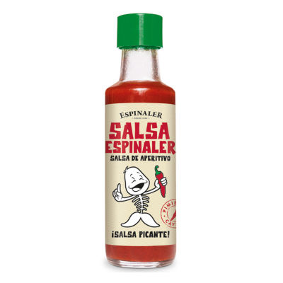Spicy Salsa Espinaler from Barcelona