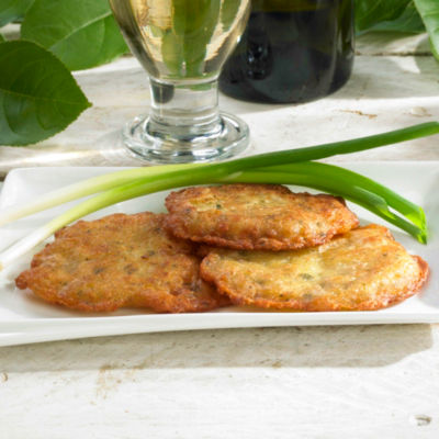 2 Packages of Tortillitas de Camarones - Crispy Shrimp Pancakes