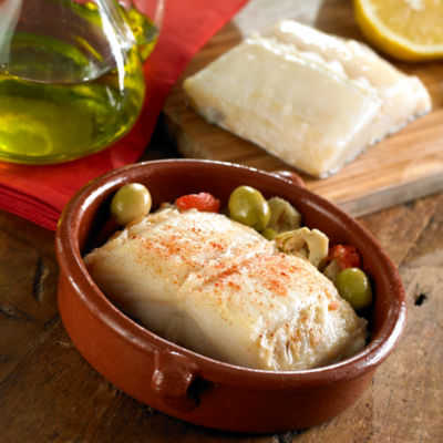 Premium Bacalao - Extra Thick Cod Loin