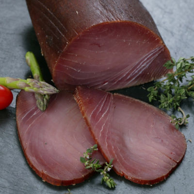 Smoked Yellowfin Tuna Loin