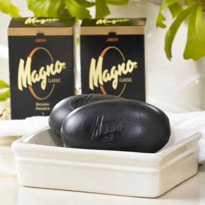4 Bars of Magno Beauty Soap