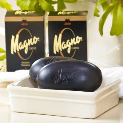 2 Bars of Magno Beauty Soap