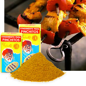 2 Packages of Pinchitos Kabab Spice from Granada