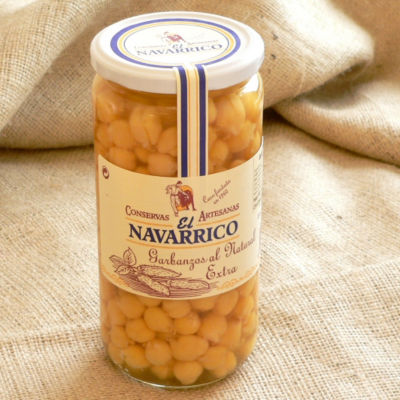 2 Jars of Garbanzos al Natural