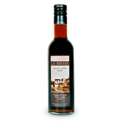 2 Bottles of Rioja Balsamic Vinegar by La Masia