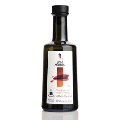 Pedro Ximénez Sweet Sherry Vinegar by José Andrés Foods