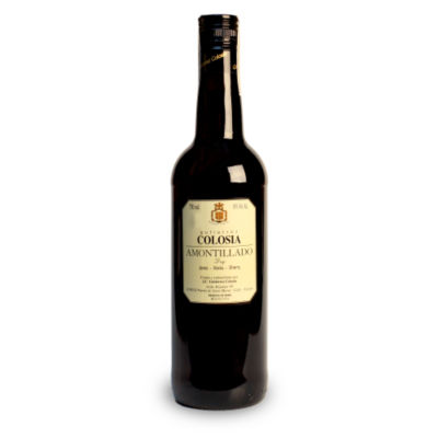 Colosia Amontillado Sherry by Bodegas Gutierrez