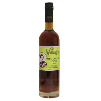 Palo Cortado Wellington VOS 20 Year Sherry by Hidalgo