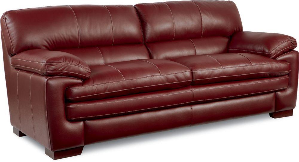 Lazy Boy Red Sofa La Z Boy Sleeper Sofa Thesofa - TheSofa