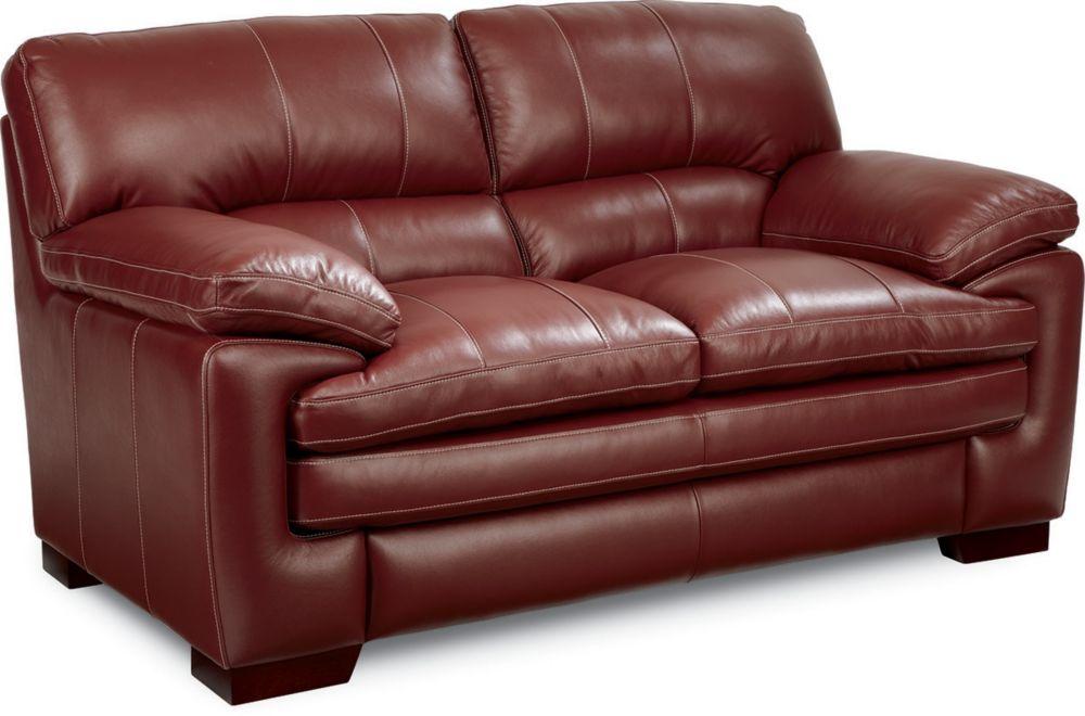 Lazy Boy Red Leather Sofa Hereo Sofa